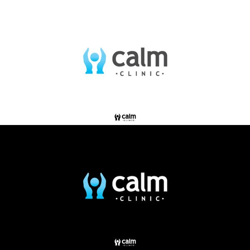 Create the next logo for Calm Clinic