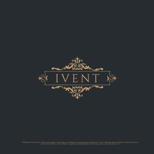 Ivent for events needs a very strong logo!