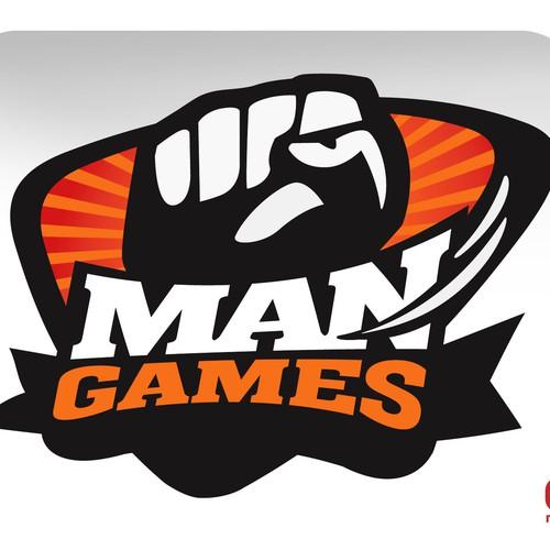 MANGAMES.COM new logo