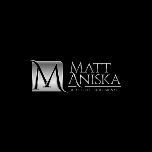 Design a Modern Luxurious Logo For Myself as a Real Estate Professional