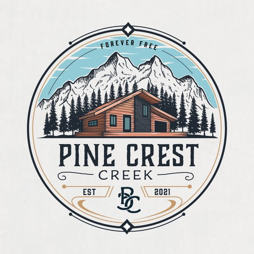 Pine Crest Creek