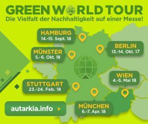 11 Green World Tour web-banner
