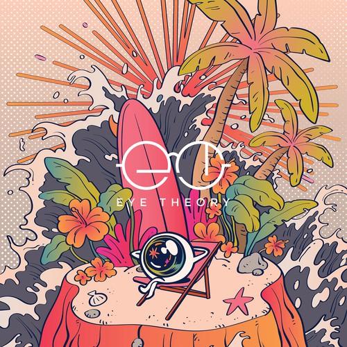 Eye cloth design for EYE THEORY