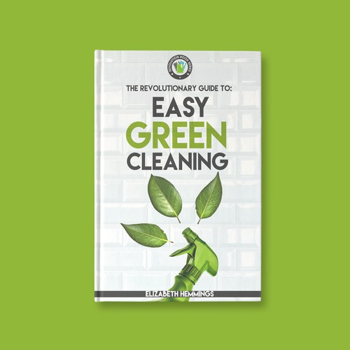'Easy green cleaning' guide book