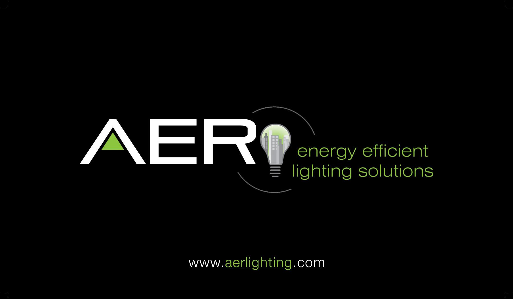 Aer Lighting Business Card