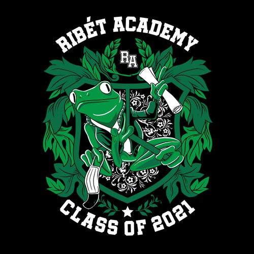 design Class of 2021 Senior Shirts