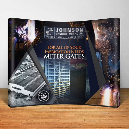Miter Gate Display