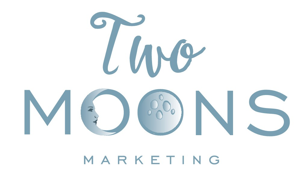 Create a fun & whimisical logo for Two Moons Marketing