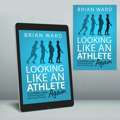 "Ebook Cover ""Looking Like an Athlete Again"""