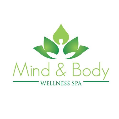 Logo for Mind & Body Wellness Spa