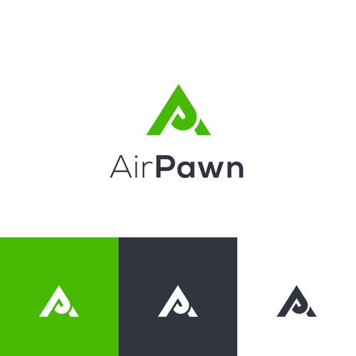 Logo for an Online Pawn Shop