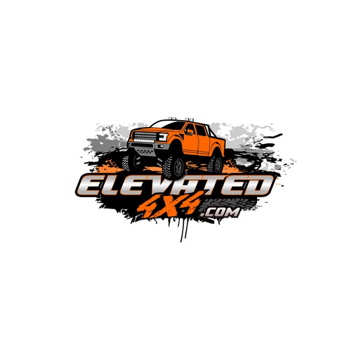 elevated 4x4