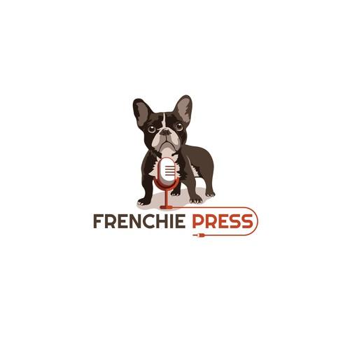 Frenchie Press podcast logo