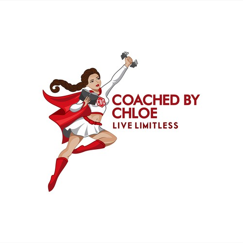Logo Design for Fitness Coach