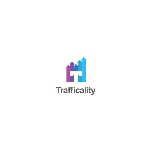 Logo for Trafficality