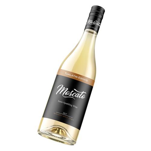 Moscato White einw label