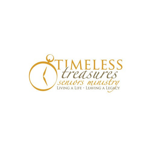 Timeless Seniors Ministry Logo