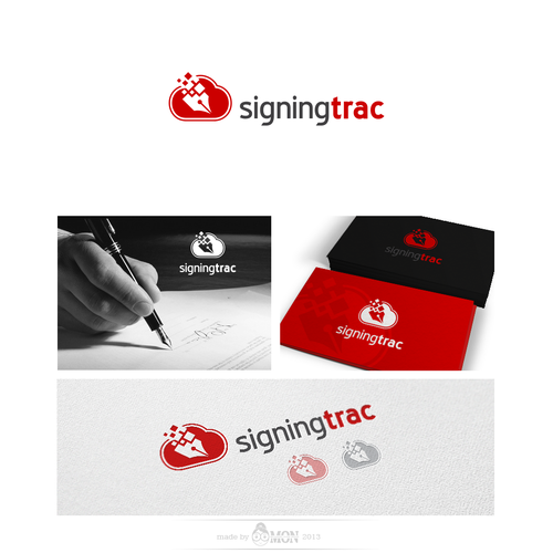 signingtrac needs a new logo
