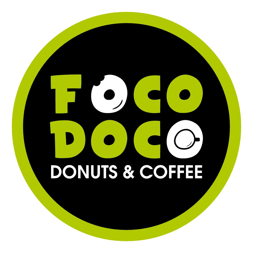 micro donut shop needs logo to bring all the boys to the yard