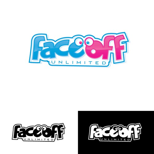 Face Off Unlimited needs a new logo