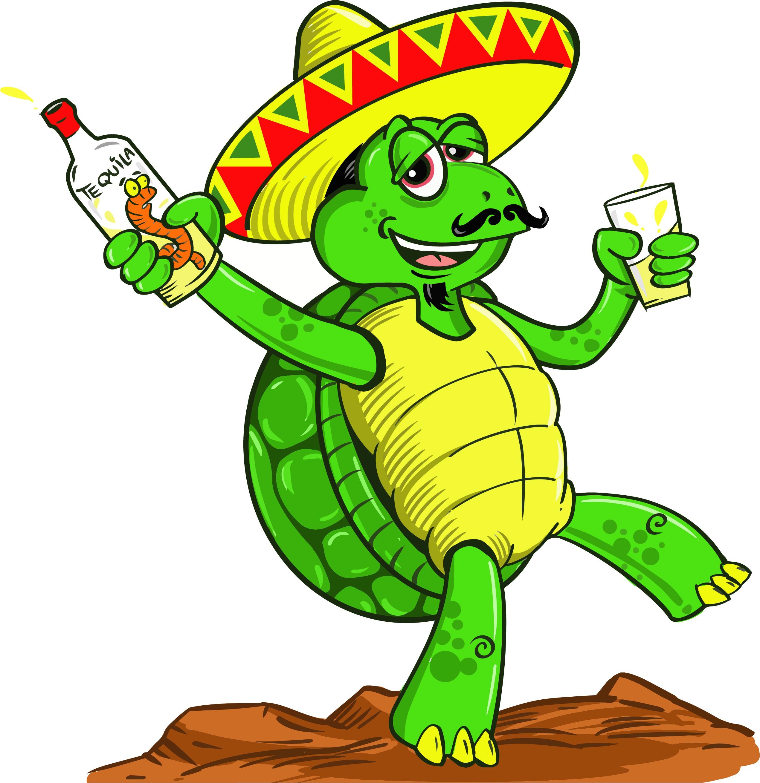 Drunken Turtle Sweatshirt