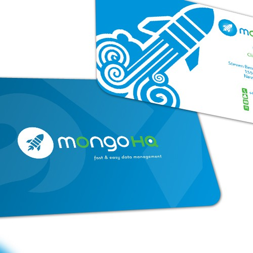 MongoHQ needs new business cards