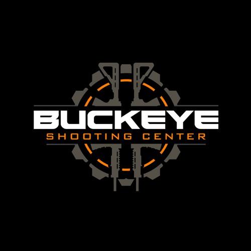 Logo design for Buckeye Shooting Center