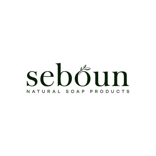 Soap products logo design