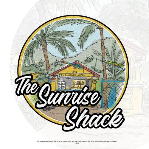 Hawai The Sunrise Shack