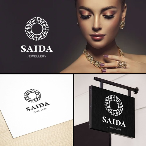 Logo jewellery brand
