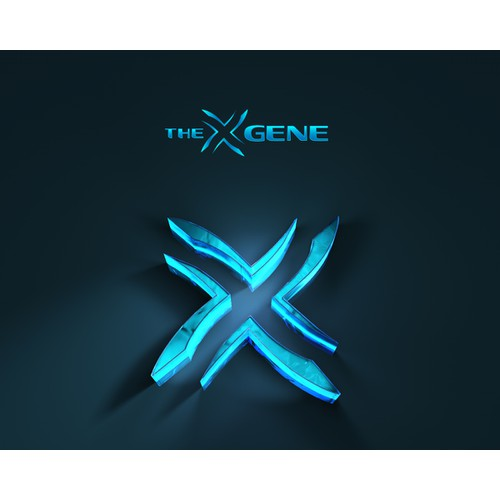 Invent a Super-Science Logo for The X Gene!