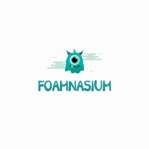 Logo design for kids brand