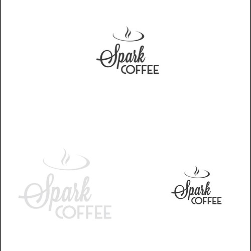 Spark Coffee needs a logo+