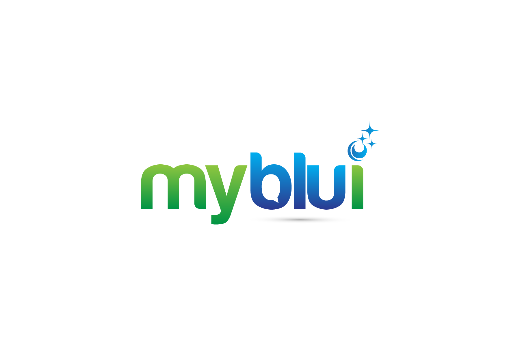 New logo and business card wanted for my blu i