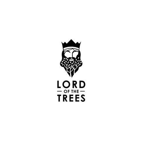 Logo for tree planting organization