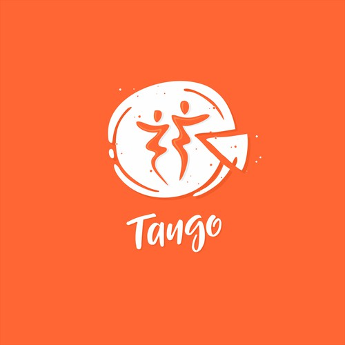 "Logo concept for ""Tango Pizza"""