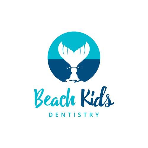 Hidden Message Logo for Dentistry