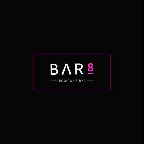 Logo Concept   Bar8