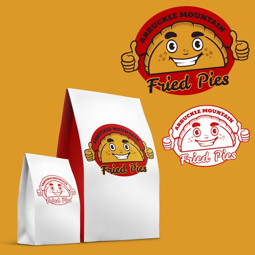 Arbuckle Mountain Fried Pies Logo