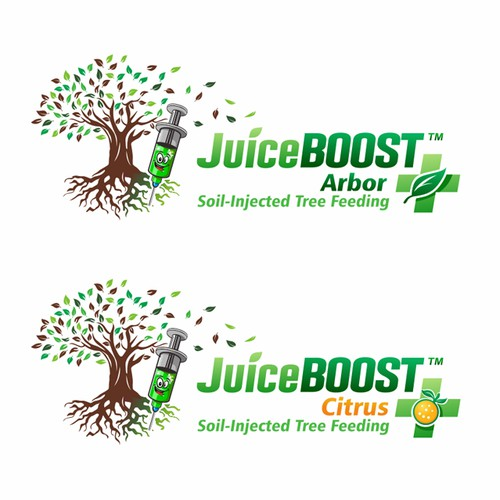 Juice boost Logo