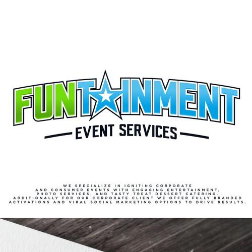 Funtainment Logo