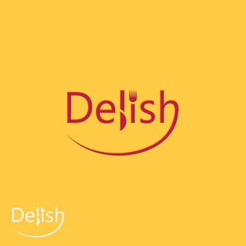 Delish - great food puts a smile on your face