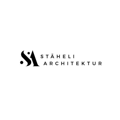Modern Logo for new Swiss Architecture Office