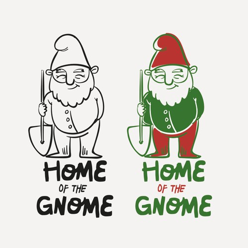 home of the gnome