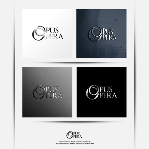 Logo design Opus Opera