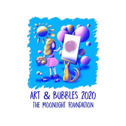 Art & Bubbles