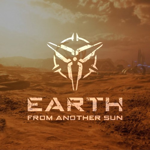 Earth Form Another Sun - Logo Proposal