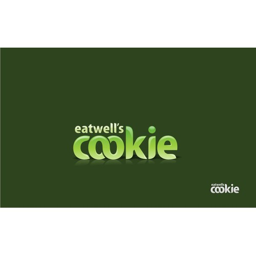 All Natural, Nut-Free, Healthy Cookie Brand Needs Fun Logo