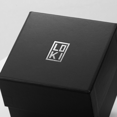 Bold Logo Design for LOKI Vape Company