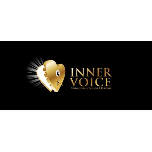 Help INNER VOICE with a new logo